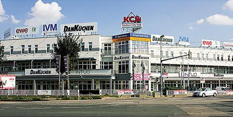 Küchen-City-Süd Zentrale